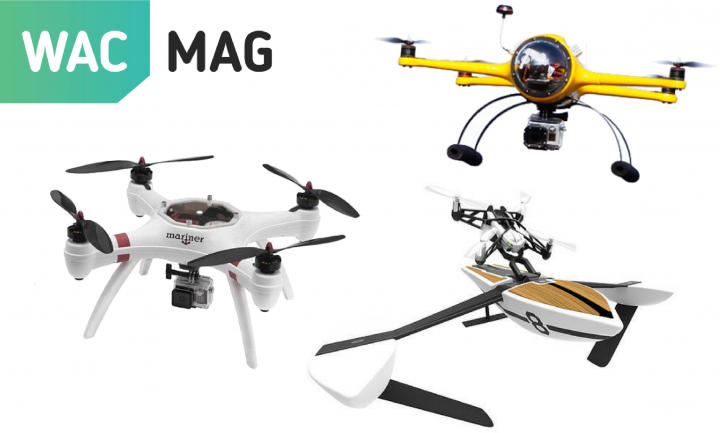 Best Waterproof Drones and Quadcopters On Market