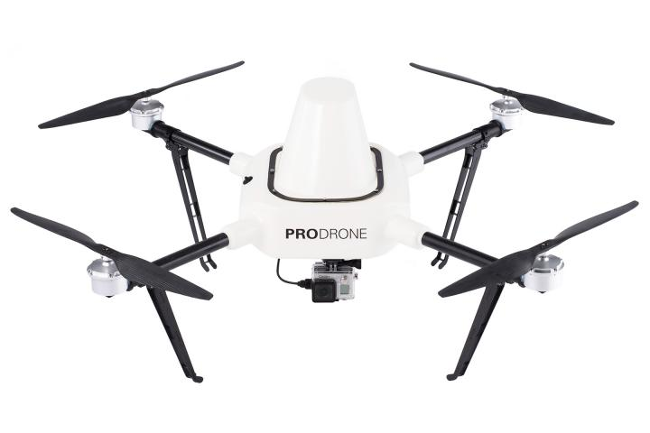 PRODRONE PD4-AW Drone - Water Resistant Completely Waterproof (Amphibious Landing Capable)