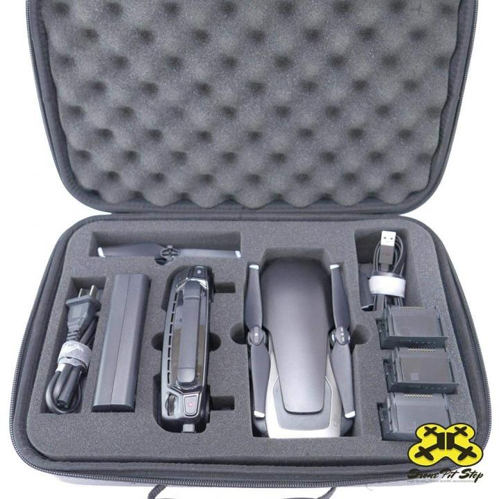 The Drone Pit Stop Carrying Case for DJI Mavic Air