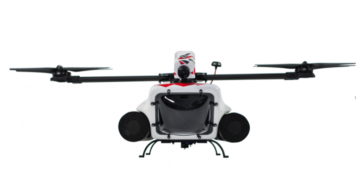 SaraH2O - Search And Rescue Assistant Waterproof Drone
