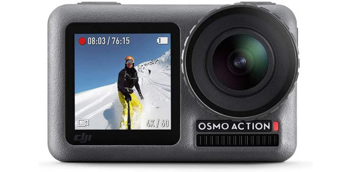 Featured image of DJI Osmo Action camera review for WAC Magazine