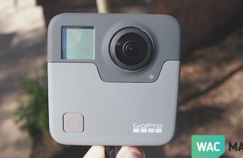 GoPro's New 360 Camera, Fusion – Features, Price And Release Date