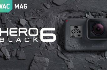 Newly Out GoPro Hero 6 Black Promises Better Experiences