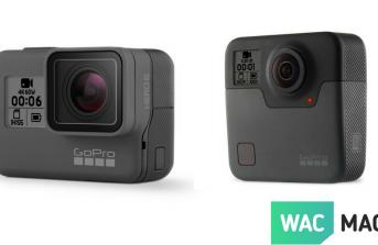 GoPro Releases Two New Cameras And Upgrades The Karma Drone
