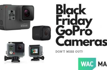 Best GoPro Hero Camera Black Friday Deals & Discounts 2017