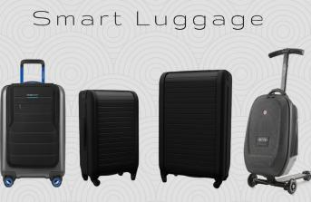 Top Smart Suitcases for Traveling